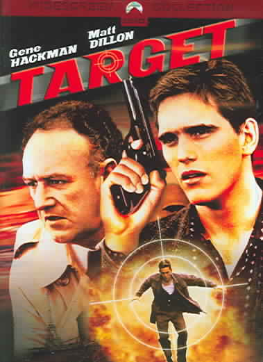 TARGET BY HACKMAN,GENE (DVD)